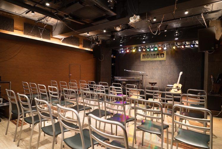 スケジュール | 代官山NOMAD~渋谷区猿楽町~のホームページ
